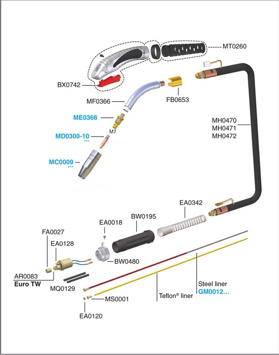 Tmax Mig Torch Exploded Parts Drawing on Ford E Fuse Box Diagram Trusted Wiring Diagrams 250